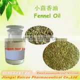 Natural Fennel essential Oil Extracted from the Fennel Seed