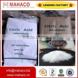 TOP 1.Manufacturer chinese Citric acid Mono /anhydrous