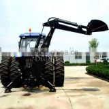Competitive price on new compact tractor side shift 3 point backhoe attachment, side shift backhoe for tractor