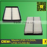 Auto Parts LF50-13-Z40A, LF50-13-Z40-9U Air Filter USE For Mazda 3, Mazda 5, Mazda Speed 3