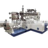 Jinan Eagle DP118 Dry kibble pet dog food and fish food pellet wet twin screw extruder making production line machine
