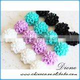 Diy jewelry friendly loose resin cameos resin flower mix