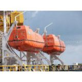 Marine Totally Enclosed/ Free Fall/ Open Lifeboat, FRP Lifeboat/ Life Boat/ Fast Rescue Boat