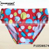 Hot Fashionable Cartoon Kid waterproof swimming shorts, baby Beachwear, Children Swimwear Short