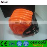 Customizable durable inflatable American football helmet inflatable football hat toy for advertising toys