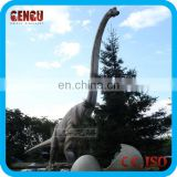 Theme park high quality long neck dinosaur