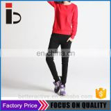 New design perfect shape cotton french terry slim fit sweatpants