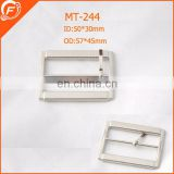 large metal pin buckle for belt garments bags