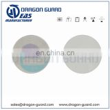Round label anti theft for commodity eas label
