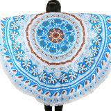 Ultrafine Round Beach Towel with Lowest Price