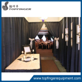 TFR wedding backdrop adjustable drape support pipe and drape system