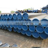Made In China Erw Straight Seam Painting Welded Steel Pipe