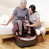 Leg massager How to use massager after market share with ex-factory price leg massager