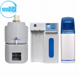 Touch Screen Ultrapure Water Treatment Machine for Lab/Pharmacy