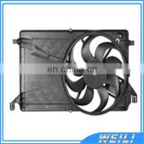 Electric Cooling Fan / Condenser Fan / Radiator Fan Assembly 5M5H8C607AA for FORD Focu s