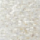 Manufacture for seashell mosaic tiles Natural color MSW1009
