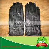 2014 Genuine leather glove for women
