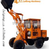 mini wheel loader LaiGong mini/small/compact front end cheap wheel loader with CE certificate for sale