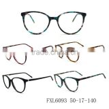 2016 new style custom designer and Most Popular Top Quality and Fashion Acetate Eyeglasses