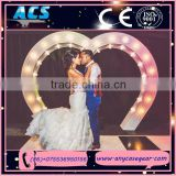 ACS Giant illuminated LOVE letters&led bulb wedding letter light up love letters                                                                         Quality Choice