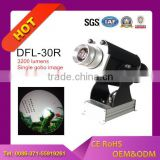 Popular full color advertising outdoor gobo projector ip65
