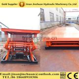 JINCHUAN valet parking equipment /automotive scissor lift/stationary scissor lift with CE
