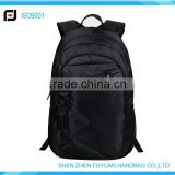 High quality waterproof black military backpack wholesale