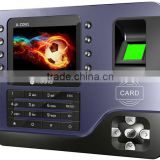TCP/IP Fingerprint Biometric Time Attendance System Attendance Record Device