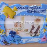 Custom Rubber Photo Frames Sea Animals Photo Frame