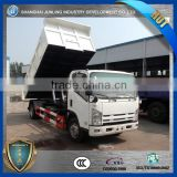 used NQR 4x2 10ton mini dump truck for sale