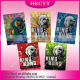 3g 10g King Kong Herbal Incense Bag / king kong 5 flavors herbal incense bag