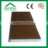 plastic wood sheet wall panel removable floor with CE,SGS,ani-UV