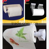 self adhesive plastic bathroom toilet paper holder