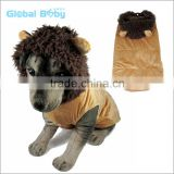 Autumn Winter Lion Shape Big Dog Hoodie Clothes For Sale                                                                         Quality Choice