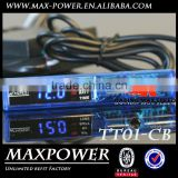 APEX digital auto Turbo timer Blue transparent led 12V(MP-TT-CB)hight quality