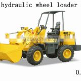four wheel drive wheel loader ,Taian small loader,Taian wheel loader,full hydraulic wheel loader