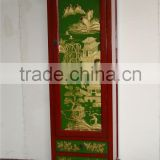 Antique Chinese Style Red Cabinet Furniture                                                                         Quality Choice