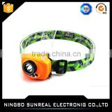 SY-F283 2 red led Infrared Sensor high power led Head lamp