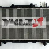 aluminum tube brazed radiator for toyota CORONA AT191 16400-16450