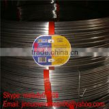cable oval in stock /oval steel wire / hi-tensile steel wire for cattle fencing / steel cattle fence wire