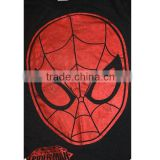 Hot sale! low price printed children's idol spider man pattern outfit
