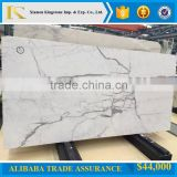 High quality Italy calacatta white marble                                                                         Quality Choice