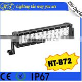 Top spec! 72 W High Power LED Work Light Bar 10 Inches LED Light Bar for Truck Boat Jeep ATV SUV 4WD 4X4