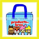Top Product Bros Bros Friend Nappy 100% Polyester Blue Nappy Bag