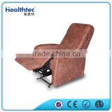 Hot sale Eletric Standing up Fabric Elderly rocking Lift chair
