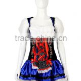 sexy funny adult beer costume oktoberfest beer wench costume