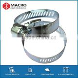 stainless steel Mini Pretty American Type hose clamps with factory price