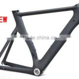 Triathlon bike frame carbon time trial frame 700C BSA/BB30