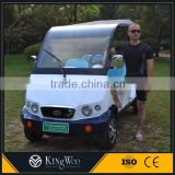 Wholesale electric passenger golf vehicle with CE
