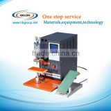 Desk-Top Micro-computer Control Capacitive Discharge Spot Welder (Electric Pedal Type), Battery spot welding machine